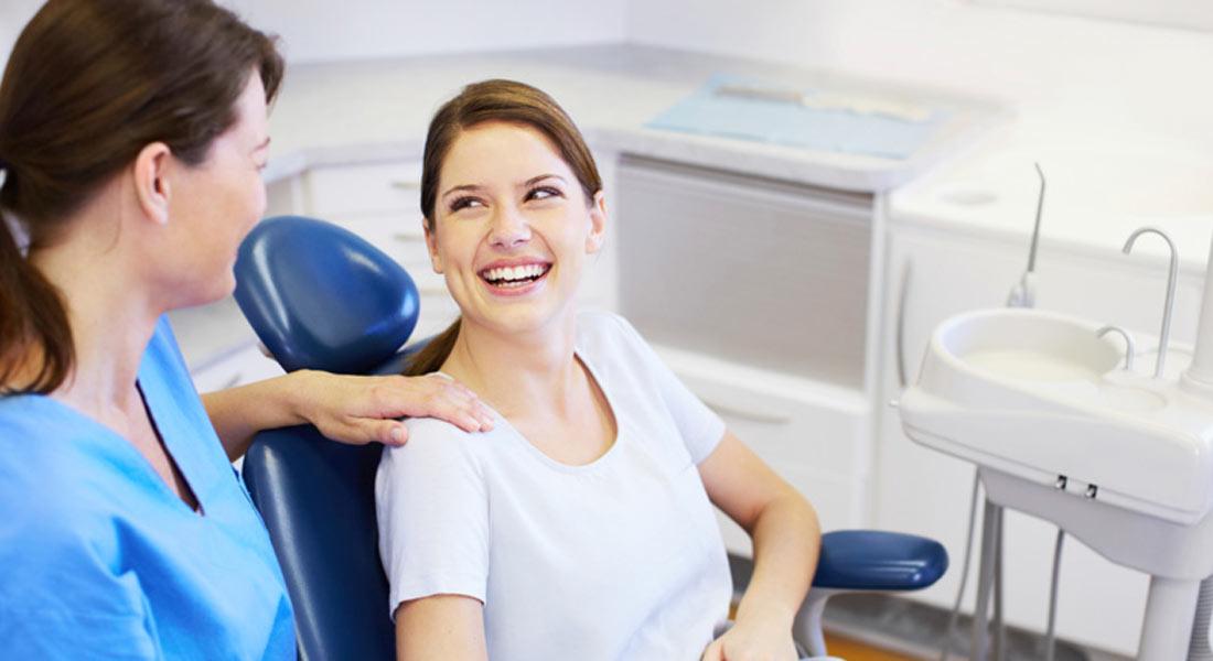 Behandlung für ein strahlendes Lächeln